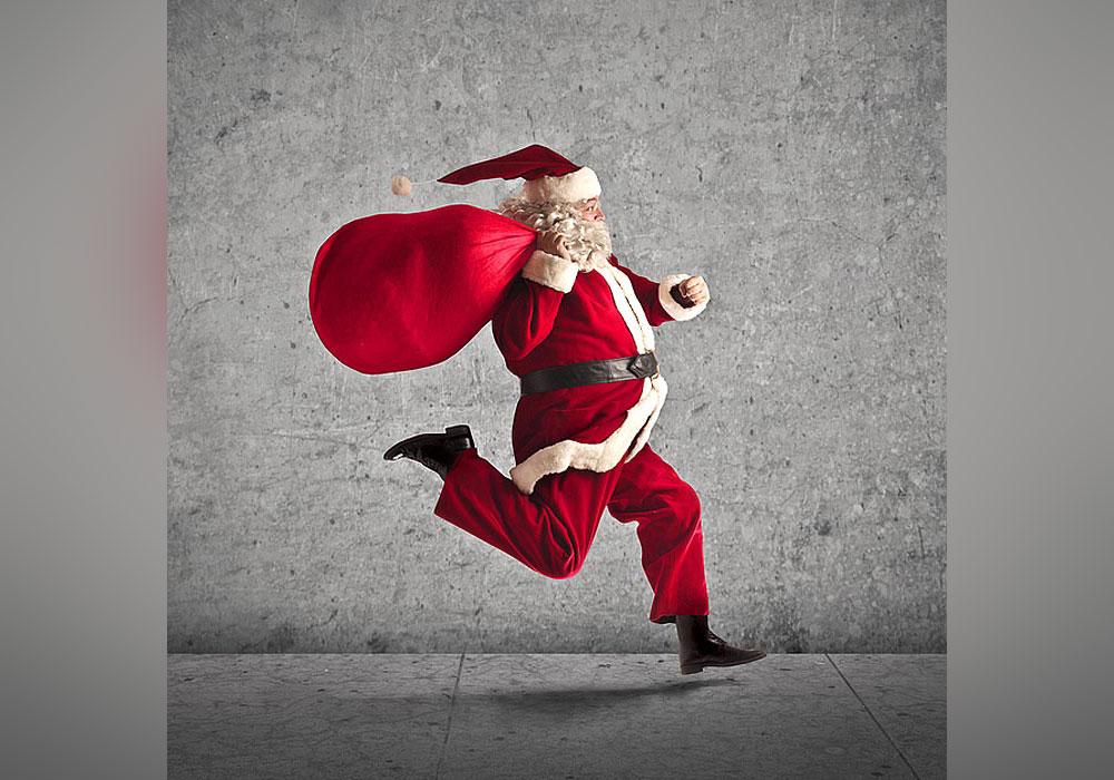 Santa Claus, Krampus