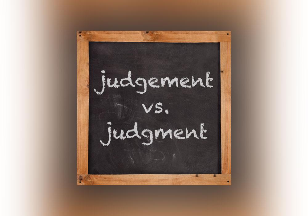 judgement, chalkboard