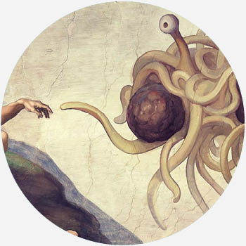Flying Spaghetti Monster