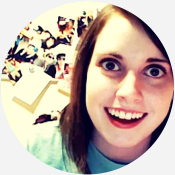Overly Attached Girlfriend overly attached girlfriend meaning of overly attached girlfriend