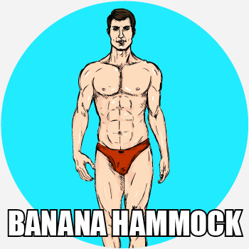 banana hammock banana hammock   meaning of banana hammock at dictionary    rh   dictionary