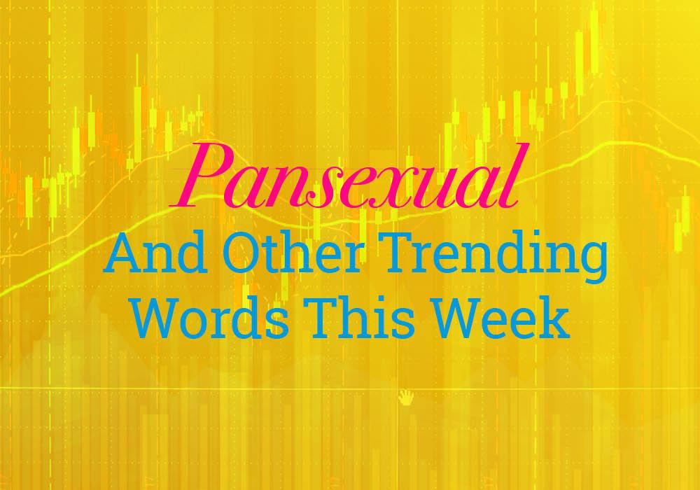 Pansexuality quiz