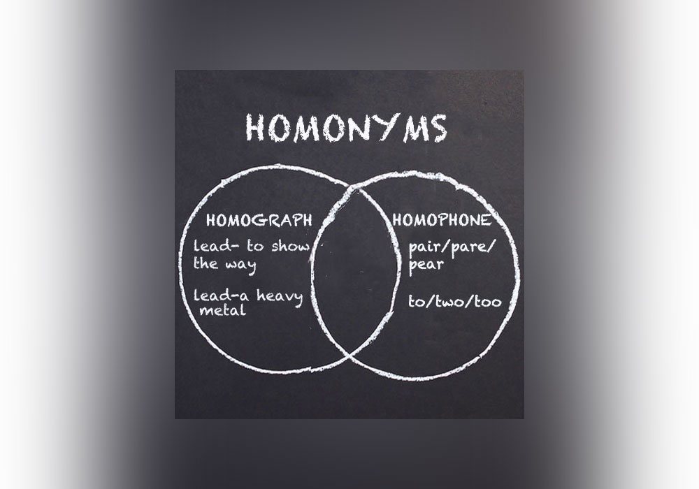 Homograph Venndiagram Copy on Homograph And Homophone Venn Diagram